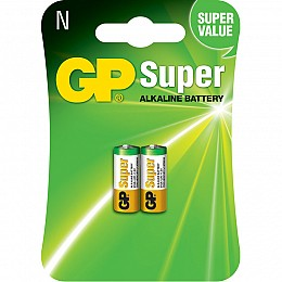 Батарейки GP Super alkaline N (LR1)