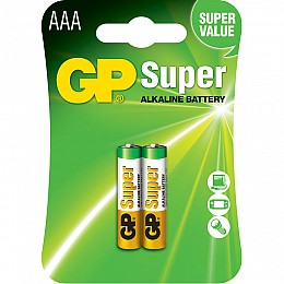 Батарейки GP Super alkaline ААA